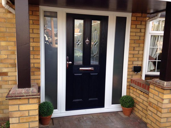 Colchester Glazing Co - Front doors