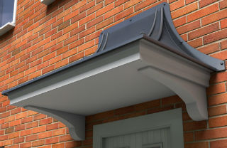 Door Canopies Colchester Glazing And Frames Essex